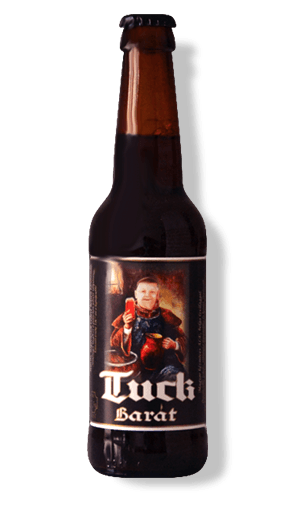 Tuck Barát (0,33 l)