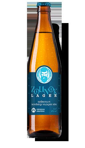 Zounok - lager (6%)