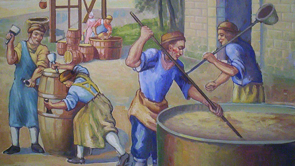 45. Női vagy férfi munka volt a sörfőzés?