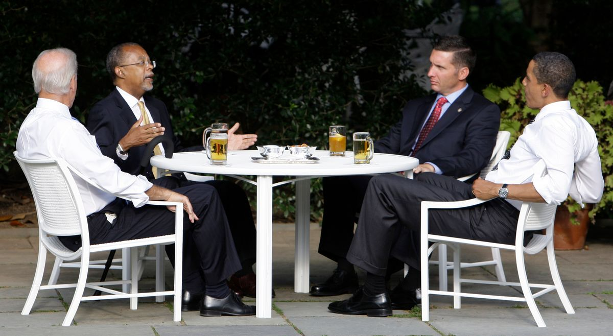 """60. Obama """"sör csúcstalálkozója"""" – 1. A botrány"""