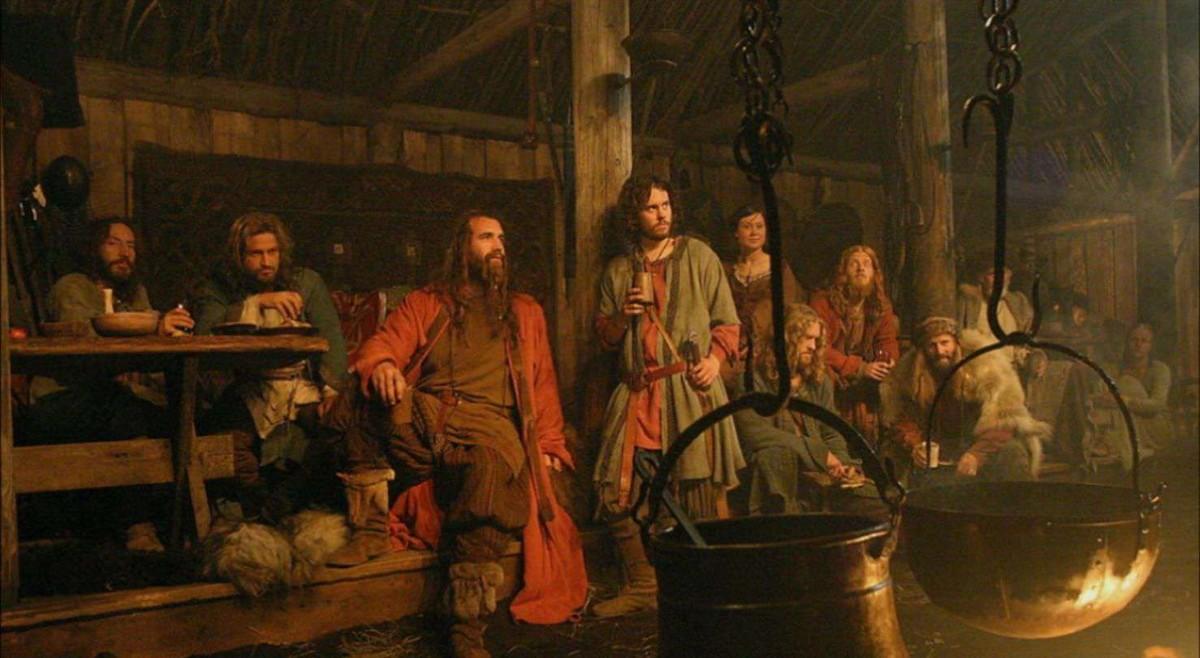 62. A nők és a sör: A germán lakomák