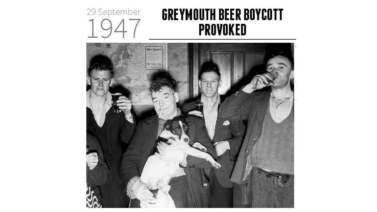 97. Sörlázadások – A greymouth-i sörbojkott 4.