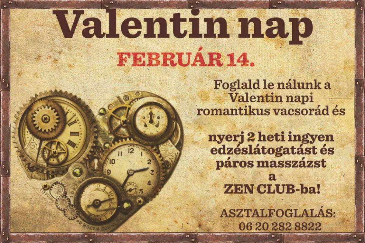 Valentin nap a Söráriumban